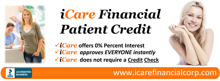 icare financial, patient financing, medical loans, dental financing, plastic surgery financing, veterinary financing